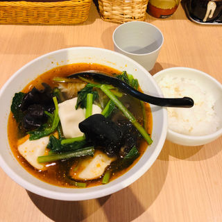 麻辣湯(頂マーラータン 新大久保店 )