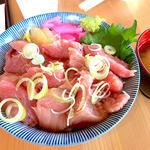 本鮪大トロ丼(お食事処 千屋)