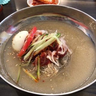 スープビビン冷麺(板橋冷麺)