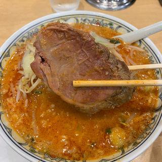 四川こってり味噌(中華麺工房 男爵 市川店 )