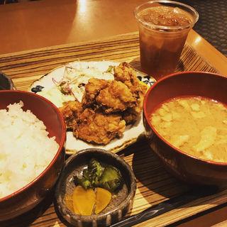 唐揚げ膳(日の陣 エチカフィット永田町店 )