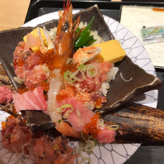 大漁丼(ファーストキッチン 錦糸町店 )