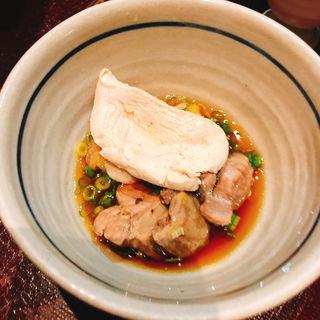 地鶏水炊き(しみず )