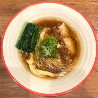 醤油そば(麺宿 志いな)