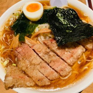 大将麺醤油味(ラーメン大将 )