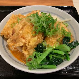 パーコー麺(とんかつ 銀座梅林 )