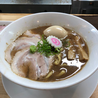 とんこつ煮玉子ラーメン(ぶたのほし (TONKOTSU BABY))
