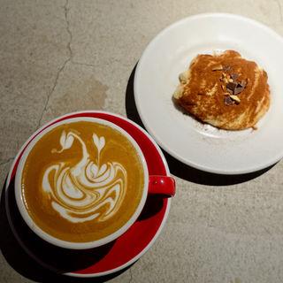 カフェラテ(RODEO & Cafe)