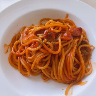 スパゲッティナポリタン(神南軒)