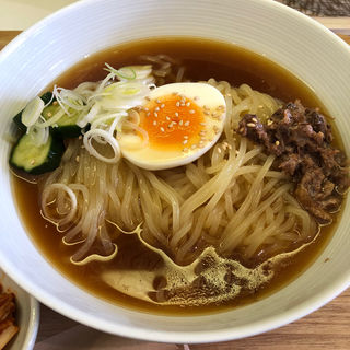 盛岡冷麺(冷麺ダイニング つるしこ)