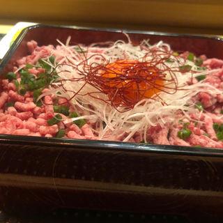 牛トロ丼(GINZA KOSO)