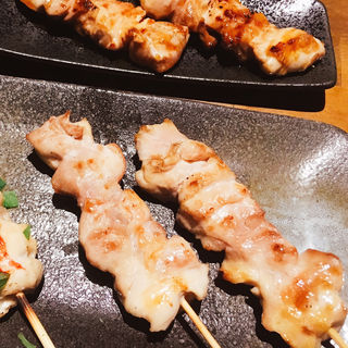 岩手銘柄 彩菜鶏 もも(しお)(クシヤキバル LAZO)
