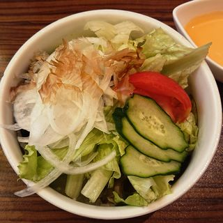 100gの野菜さらだ(さくら水産 川崎駅前2号店)