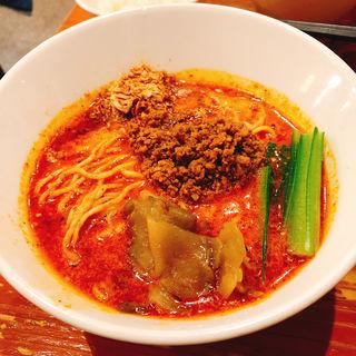 担担麺(担々麺 ほおずき )