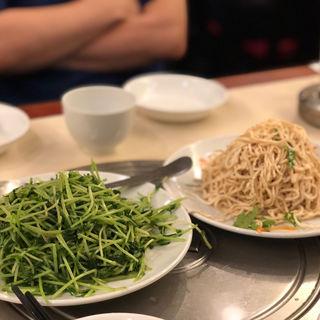 干し豆腐の千切り北京風(随園別館 新宿店)