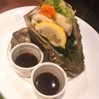 岩牡蠣(遊楽 )