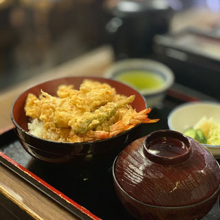 天丼(翁庵 (おきなあん))