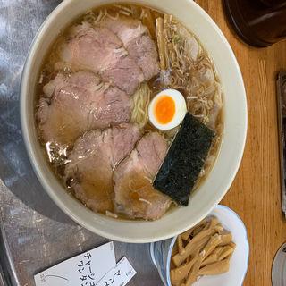 ワンタン麺(昭島大勝軒 )