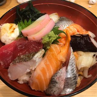 海鮮丼(玉寿司 )