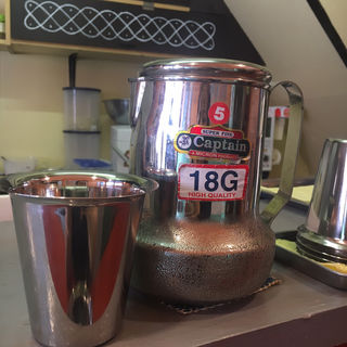 クミン茶(インド食堂ワナッカム)