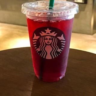 アイスティー(パッション)(スターバックスコーヒー シャポー船橋店 (STARBUCKS COFFEE))