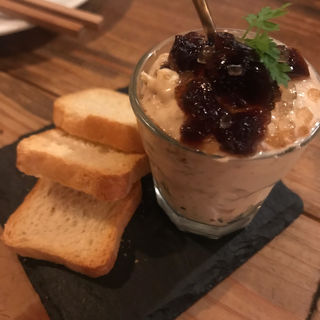 エスプレッソゼリーのせクリームチーズ(ファロル)