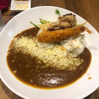 日替わりカレー(三福 カレー専門店)