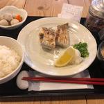 白魚塩焼き定食