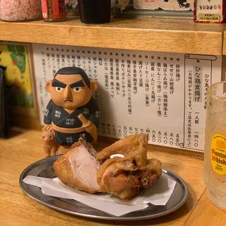 ひな鶏素揚げ(ひな鳥そのだ (ソノダ))