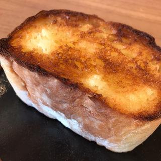ガーリックトースト(らるきい)