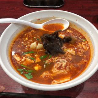 宮崎辛麺(宮崎辛麺屋 辛福 西新店)