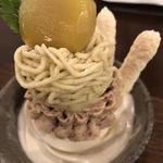 栗薫パフェ