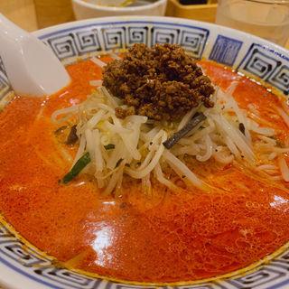 担々麺(5辛) (希須林 担々麺屋 赤坂店 (キスリン タンタンメンヤ))
