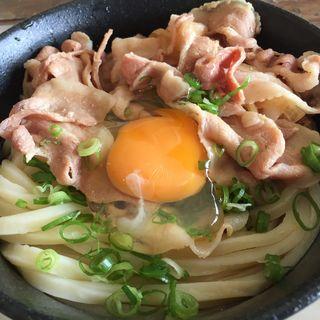 肉ぶっかけ冷(カマ喜ri (カマキリ))