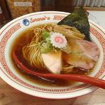 旨味醤油ラーメン(ソラノイロ ニッポン (ソラノイロ NIPPON))