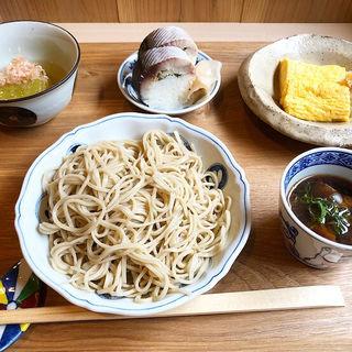 蕎麦ランチ(料理りはく)