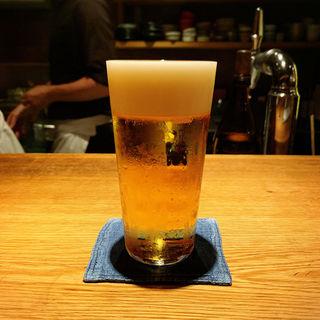 生ビール(高太郎 (こうたろう))