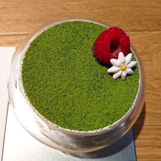 抹茶ティラミス(茶寮FUKUCHA(茶寮ふくちゃ)  )