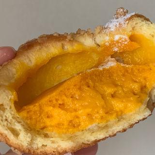 マンゴークリームパン(LE PAIN de Joël Robuchon)