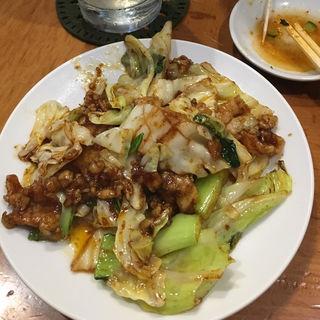 回鍋肉(四川亭 )