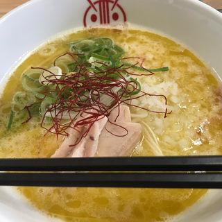 ハラル鷄そば(鶏そば あやむや 難波店)