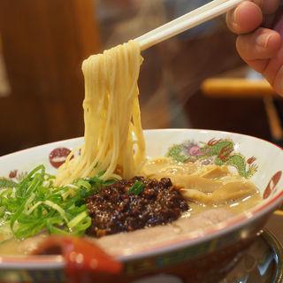 こってり大(細麺)(天下一品 江坂店 (てんかいっぴん))