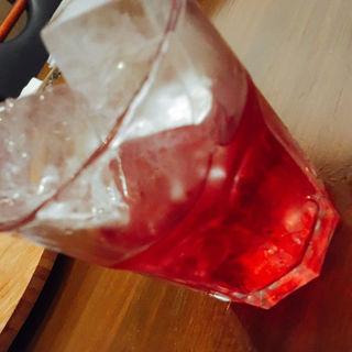 鍛高譚の梅酒(つぼみ家 )