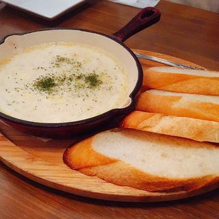 とろーり伸びるマッシュチーズポテト(つぼみ家 )