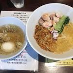 冷やし油そば(塩生姜らー麺専門店 MANNISH (マニッシュ))
