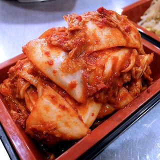 白菜キムチ(焼肉ヒロミヤ )