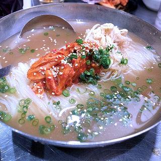 冷麺(焼肉ヒロミヤ )