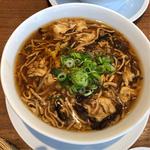 サンラータン麺セット(鼎泰豊 銀座店)