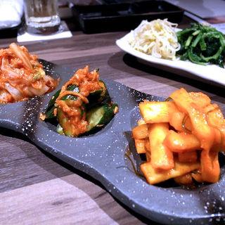キムチ(焼肉 あがり)