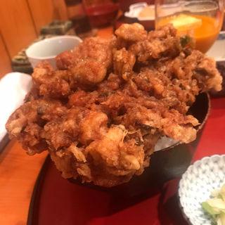 かき揚げ天丼(高瀬 )